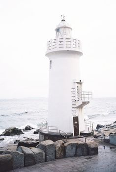 There is just something about a cute lighthouse....