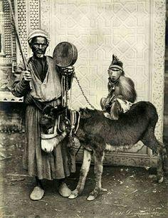 - El Cairo , Egipto . Año 1914
