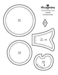 Aprenda a seguir como fazer passarinho de feltro passo a passo para agradar uma criança. Lembrando que você pode fazer esta peça com a ...