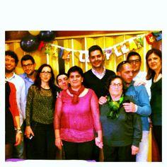 80 cumpleaños de mi #iaia.  http://www.josemanuelprieto.es