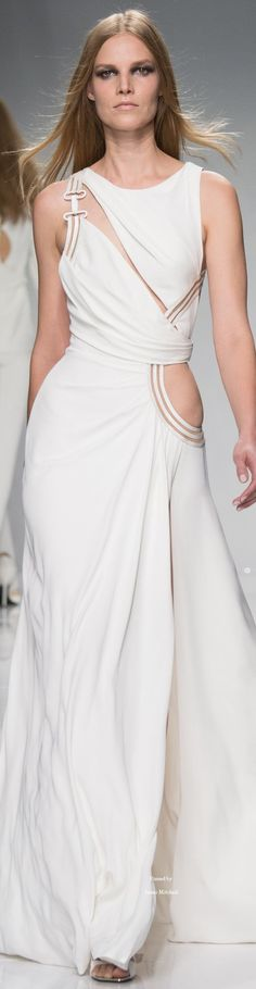 Atelier Versace Collection SPRING 2016 COUTURE