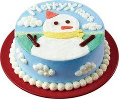 ベン&ジェリーズ「クリスマス・アイスクリームケーキ」
