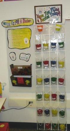 """""""Bucket Filling"""" for character education...love this and the book that goes with it."""