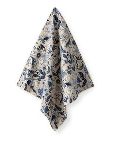 Foret (Cornflower) Fabric from Hygge & West