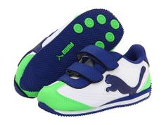Puma Kids Speeder Illuminescent V (Toddler/Little Kid/Big Kid)