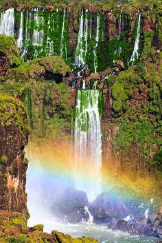 The Iguazú fairy tale land Trip to Iguazú in Argentina & Brazil