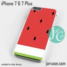 watermelon Phone case for iPhone 7 and 7 Plus