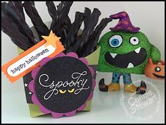 Spooky Black Fry Box - Video Tutorial