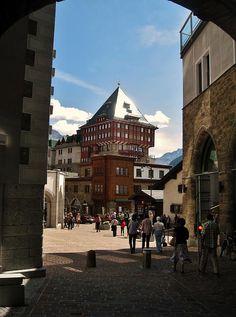 St. Moritz, Graubunden, Switzerland Copyright: Joao Abreu
