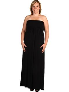 Gabriella Rocha - Plus Size Elsa (Black) - Apparel, $29.50 | www.findbuy.co/store/6pm #GabriellaRocha