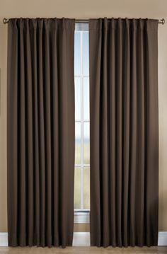 Ultimate Black-Out Single Curtain Panel