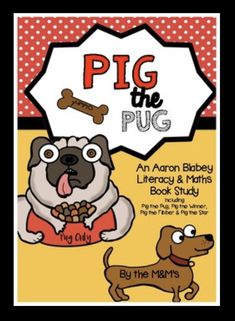 Pig the pug teaching notes books literacy and book week pig the pug story companion created by the mms fandeluxe Choice Image