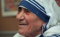 Mother Teresa had many memorable quotes and speeches, but her life speaks volumes more than the words.