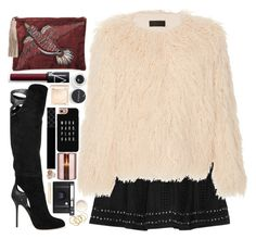 """""""#1044 Happy new Year!:D"""" by blueberrylexie ❤ liked on Polyvore featuring Smashbox, Sam Edelman, Étoile Isabel Marant, Nili Lotan, Sergio Rossi, NARS Cosmetics, Jouer, Casetify, Gucci and Cara"""