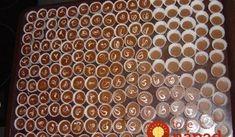 Luxusné Kaštanové košíčky: Odkedy som skúsila tento recept, klasické šuhajdy už nerobím – fantázia! Sweet Desserts, Christmas Baking, Kitchen Dining, Cake Recipes, Sweet Tooth, Deserts, Food And Drink, Drinks, Advent