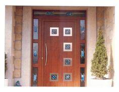 1000 images about trabajos en madera on pinterest - Puertas para casa exterior ...