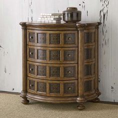Ambella Home Collection - San Marino Accent Chest - 06636-830-001
