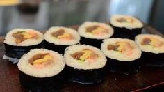 With a little practice, you can learn to make dazzlingly delicious sushi rolls at home. In this video, you'll learn about different kinds of classic sushi rolls—including some that are great for kids and sushi newbies—and you'll discover how to make sushi yourself at home.