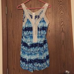 For Sale: Beautiful Romper for $20