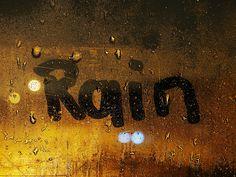 Rain by Gerard :-[, via Flickr