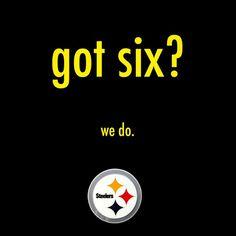 Steelers.....whoooooah