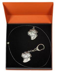 Border Terrier, Terrier Dogs, Casket, Jewelry Sets, Diamond Earrings, Statue, Silver, Image Link, Gold