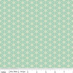 Shippping Included, Riley Blake, October Afternoon, Sidewalks, Geometric Teal