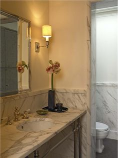 Traditional (Victorian, Colonial) Bathroom by Kathryn Scott