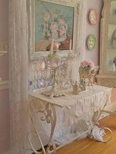 Heidi's Diary: Provence Style Decorating Samples