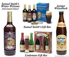 Winter Beers Coming from Merchant du Vin