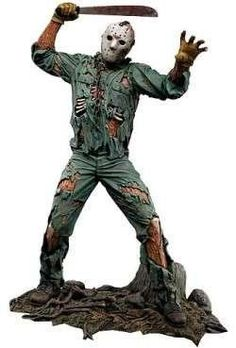 Cult Classics Series 1 Friday the 13th VII Jason Voorhees Action Figure