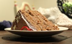 My Favourite Things Cake, or, The Day I Became A Grown-Up — Recipe Box Project
