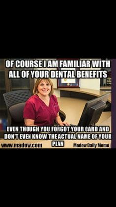 And neither are you because  they aren't really benefits but an allowance that you paid for from a nonprofit corporation,  that never covets what you need because insurance hasn't changed since the 70s and is not at all like medical!!!
