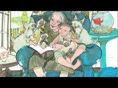 ▶ Bun Bun Button Read Aloud by Patricia Polacco Un cuento por Patricia Polacco