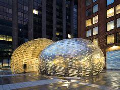 "Gallery - STUDIOKCA's NASA Orbit Pavilion Lets Visitors Listen to the ""Sounds of Space"" - 6"