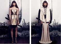 ELLERY F/W 2012 LOOKBOOK