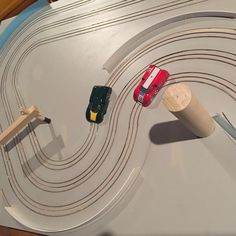 pin by w andresson on wooden ho slot car tracks 3 lane small 2x4 routed ho slot car track