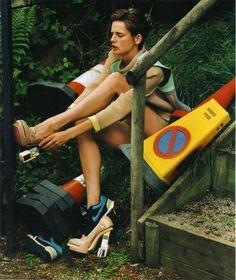 Balenciaga puzzle shoes