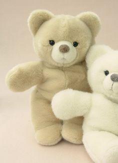 Silke Sandy Teddy Bear by Kosen - 38cm from The Bear Garden