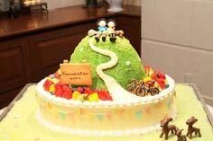 「ウェディング ケーキ 山」の画像検索結果 Cake, Desserts, Food, Google, Tailgate Desserts, Deserts, Kuchen, Essen, Postres