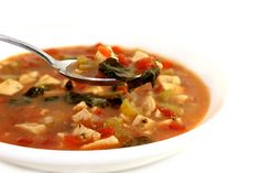 Low Calorie Chicken Creole Soup Recipe on Yummly