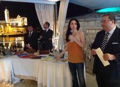 Il fine #perlage degli autoctoni di #Puglia http://www.affaritaliani.it/puglia/trani-claudia-bondi-e-lampare-al-fortino-il-fine-perlage-degli-autoctoni-di-puglia-379909.html?refresh_ce