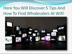 Five Top Tips - How To Buy Wholesale And Find Wholesale Distributors At ...