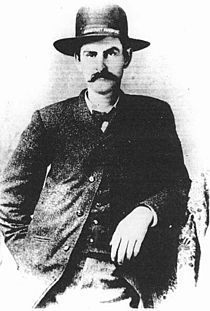Mysterious Dave Mather - Lawman or Outlaw? Mostly outlaw, it seems. Old West Outlaws, Old West Photos, Cowboys And Indians, Dance Hall, Texas Rangers, Wild West, American History, Westerns, Mystery