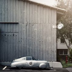 "jetcetter: "" SL Coupe via #unknown #jetcetter #porsche #356 """
