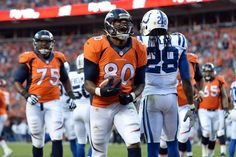 Julius Thomas Is Broncos X-Factor in Matchup vs Colts