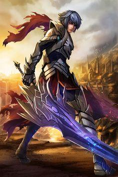 Noctis Sword Master