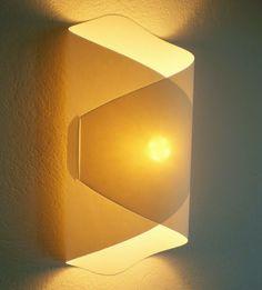 MENTŐÖTLET - kreáció, újrahasznosítás: lámpa