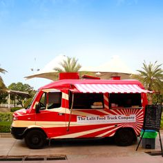 The Lalit Food Truck Gallery