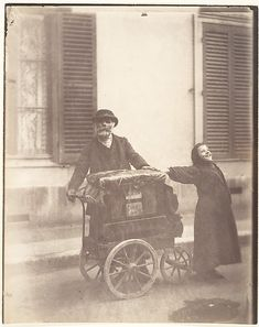 Eugène Atget (French, 1857–1927). Organ-grinder, 1898–99. The Metropolitan Museum of Art, New York. Gilman Collection, Purchase, Ann Tenenbaum and Thomas H. Lee Gift, 2005 Accession Number: 2005.100.129